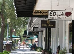 stores to visit while walking and shopping on park avenue in historic old world winter park during original orlando tours