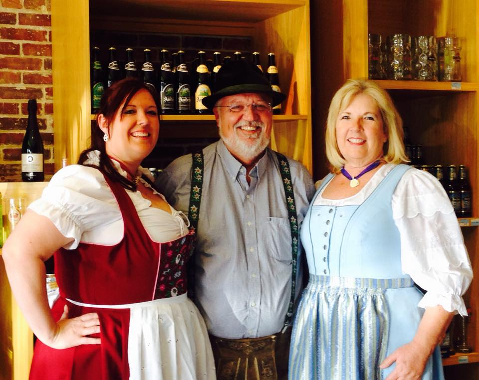 meet the hollerbachs during an original orlando tours on a visit to historic sanford florida for lunch