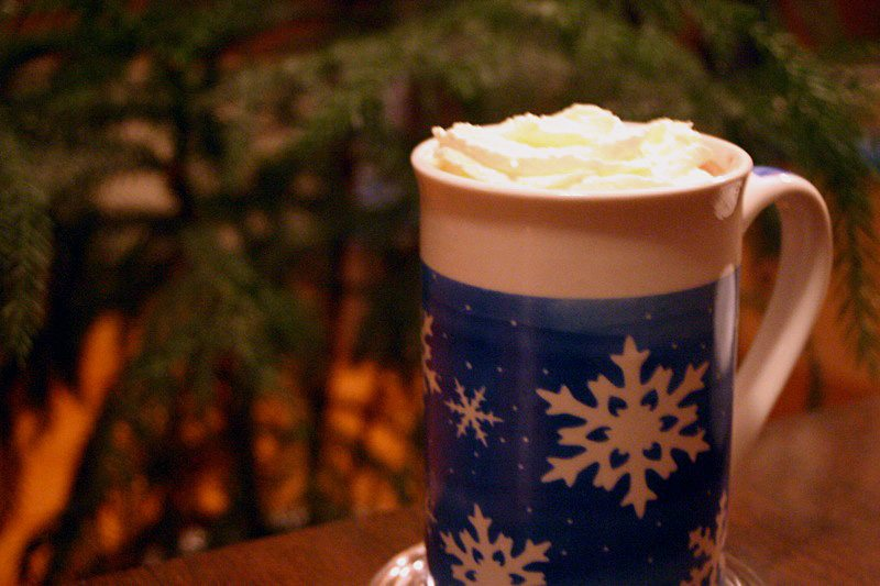 Hot Chocolate to be Enjoyed in Winter on Polar Express Train Tour