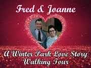 Fred & Joanna Rogers Love Story Graphic